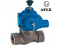 Gas Solenoid Valves in Explosion-Proof Box
