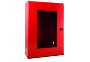 Empty Fire Cabinets and Accessories