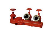 Hydrants, Connections and Cabinet Upright